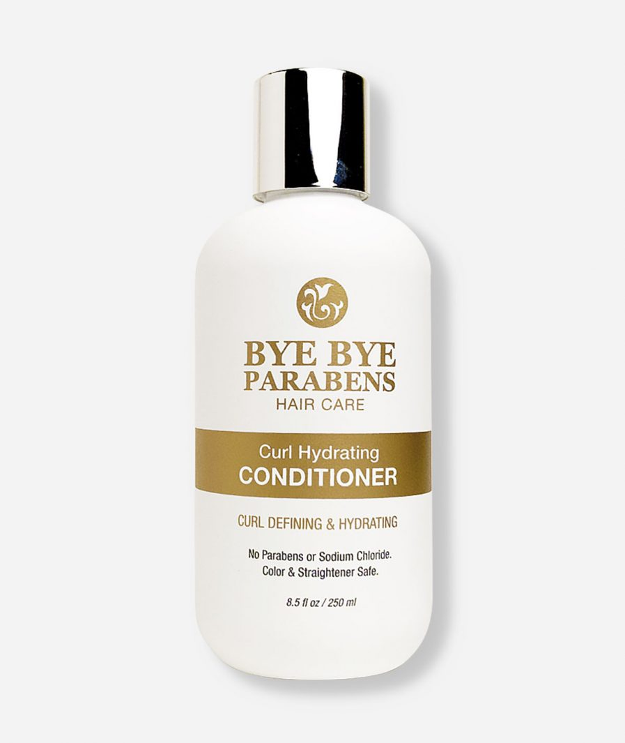 curl hydrating conditioner | Bye Bye Parabens Natural Hair Product