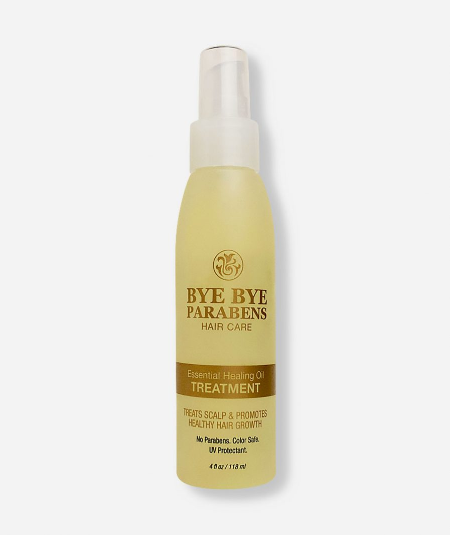 Essential Healing Oil Treatment Bye Bye Parabens Natural Hair Product