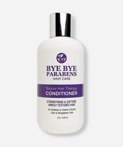 Texture Hair Therapy Conditioner Bye Bye Parabens Natural Hair Products