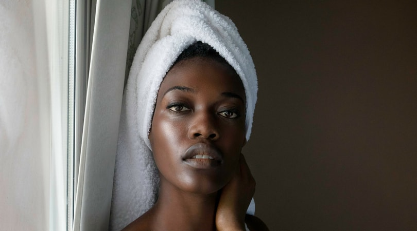 Deep Conditioning Natural Hair with Bye Bye Parabens