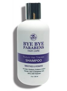 Texture Hair Therapy Shampoo Natural Hair Sulfate Free