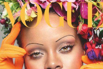 British Vogue 2018 Fashion Issue Post Cover