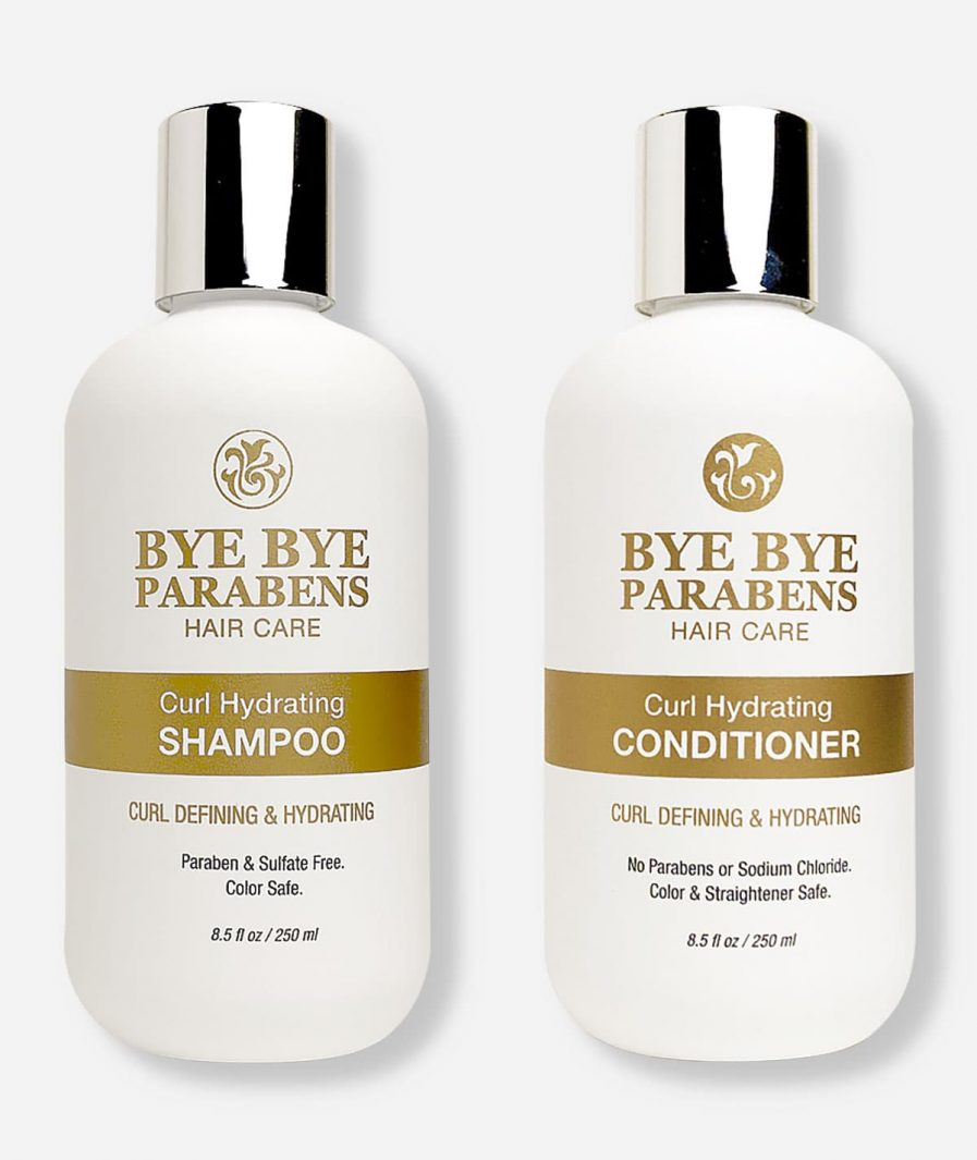 Curl Hydrating Set Bye Bye Parabens Natural Hair Product
