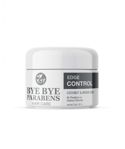 Edge Control for Naturally Curly Hair