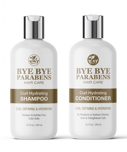 Curl Hydrating Shampoo And Conditioner for Naturally Curly Hair
