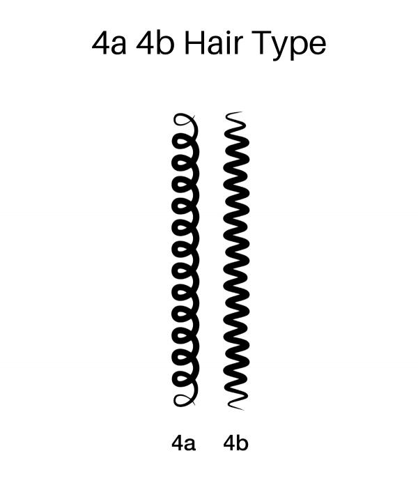 4a 4b Hair Type | Bye Bye Parabens