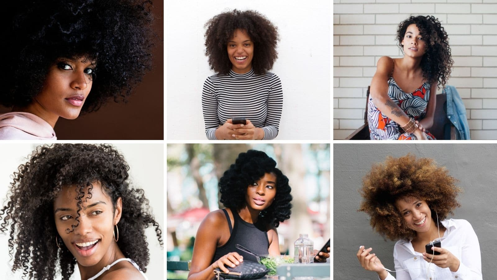 How To Care For Natural Curly Hair No Matter Your Texture 2a 2b 2c 3a 3b 3c 4a 4b 4c